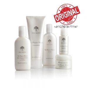 Tri phasic, produk nu skin untuk flek hitam wajah