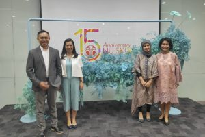 Nu skin indonesia optimis