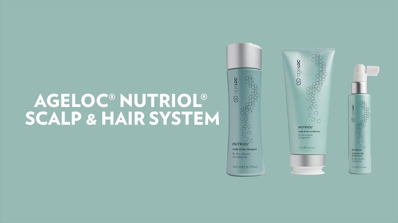 ageLOC Nutriol Scalp & Hair System