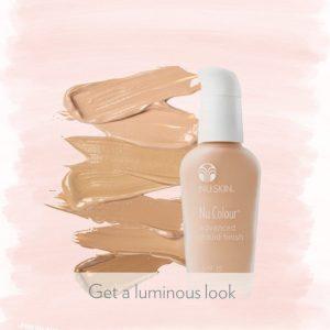 Foundation Nu Skin Colour Advanced Liquid Finish