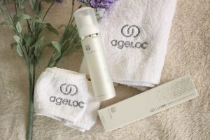 ageloc gentle cleanse and tone nuskin